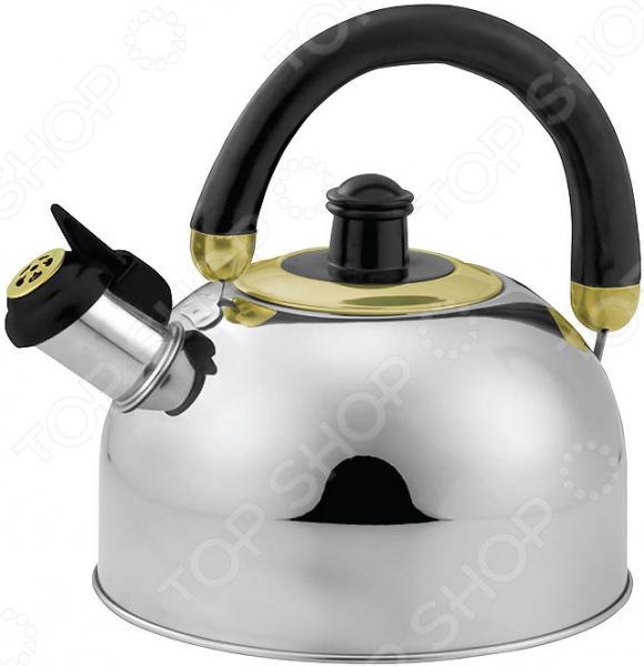 Чайник со свистком Bohmann BHL-099 чайник bohmann bhl 642 gdo