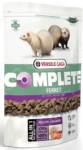 Корм для хорьков Versele-Laga Complete Ferret корм tetra tetramin xl flakes complete food for larger tropical fish крупные хлопья для больших тропических рыб 10л 769946