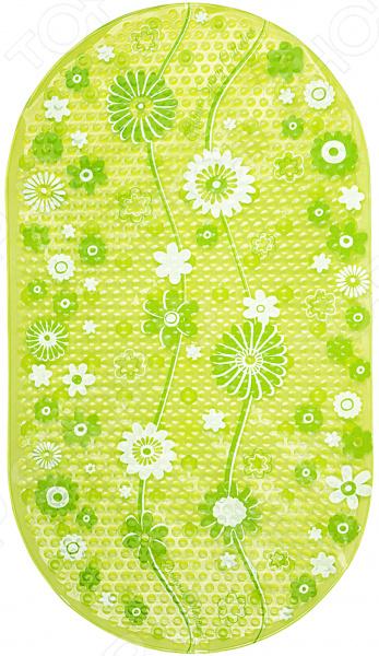 Коврик в ванну Valiant Nature Spring коврик для мыши pcpet colorfull nature rgm02 голубой с рисунком 648600