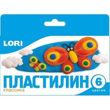 Купить Набор пластилина Lori 29955