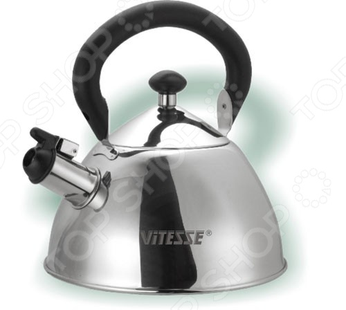 Чайник со свистком Vitesse Anouk