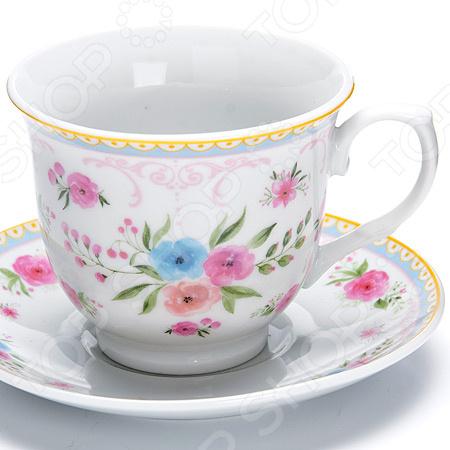 Чайная пара Loraine LR-26947