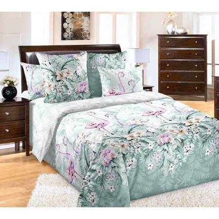 Купить Комплект постельного белья ТексДизайн «Фламинго»