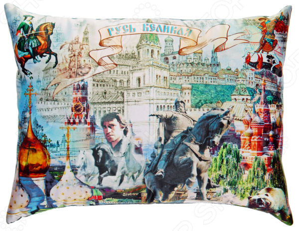 Подушка декоративная Gift'n'Home «Русь Великая»