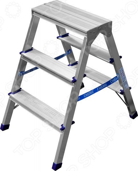 Лестница-стремянка Сибин 38825