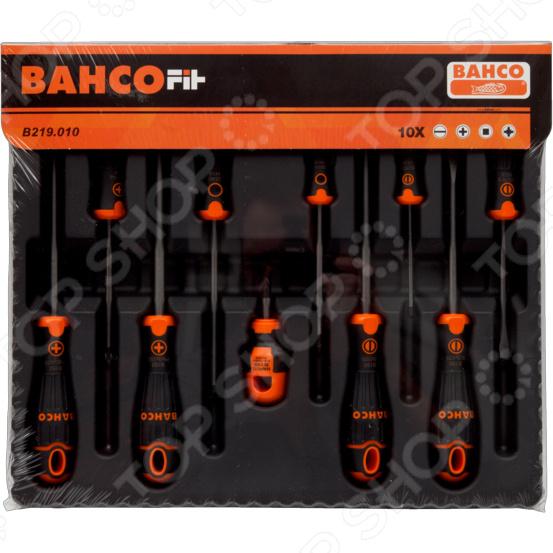 Набор отверток Bahco Fit B219.010 набор отверток переставная fit 56188