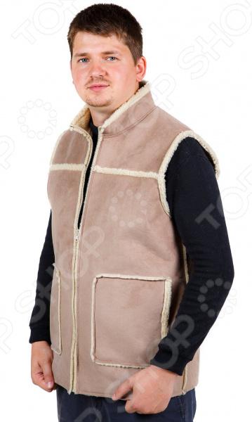 Жилет утепленный мужской WoolHouse «Матео»