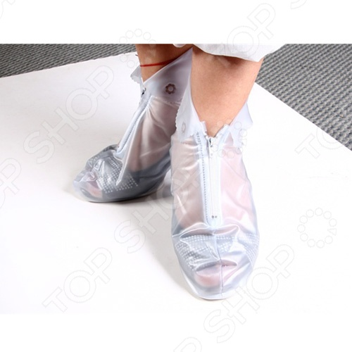 Чехлы для женской обуви Bradex Rain Boots bradex чехлы грязезащитные для женской обуви без каблука размер l цвет голубой