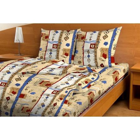 Купить Комплект постельного белья Fiorelly «Стамбул». 1,5-спальный