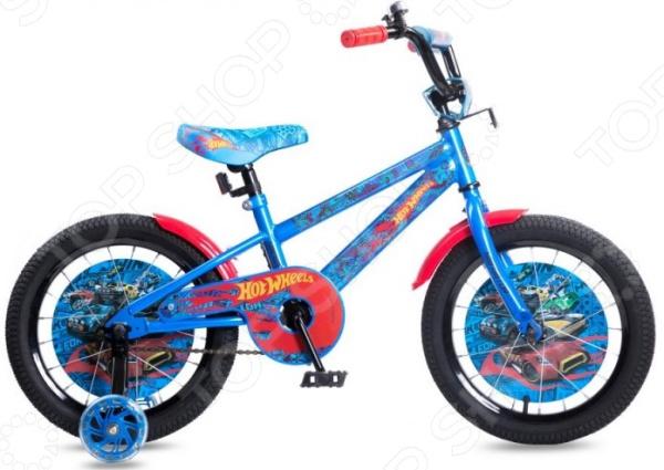 Велосипед детский Navigator Hot Wheels 16 велосипед navigator hot wheels 16 1 скорость