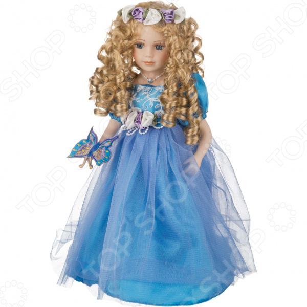Кукла фарфоровая Lefard 485-226