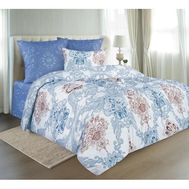 фото Комплект постельного белья Гутен Морген «Морозный узор»