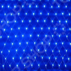 Гирлянда светодиодная Neon-Night свечение с динамикой «Сеть» гирлянда светодиодная neon night свечение с динамикой светодиодный дождь