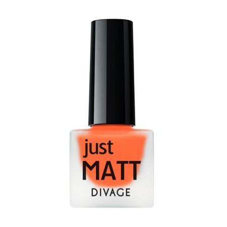 Купить Лак для ногтей DIVAGE Just Matt