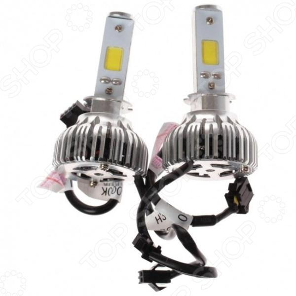Комплект автоламп светодиодных ClearLight Led Standart H3 Комплект автоламп светодиодных ClearLight Led Standart H3 2800 lm /2800