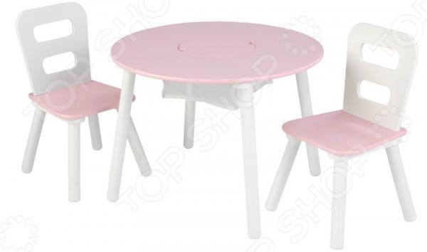 Набор детской мебели: стол и стулья KidKraft «Звезда» 26165_KE