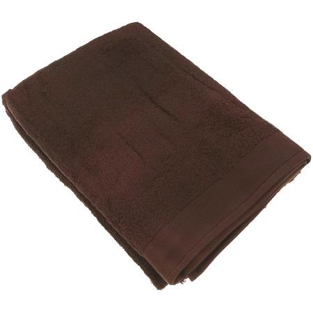 Купить Полотенце махровое Guten Morgen. Цвет: какао