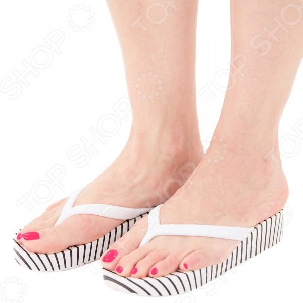 Туфли АЛМИ «Морской прибой». Цвет: белый