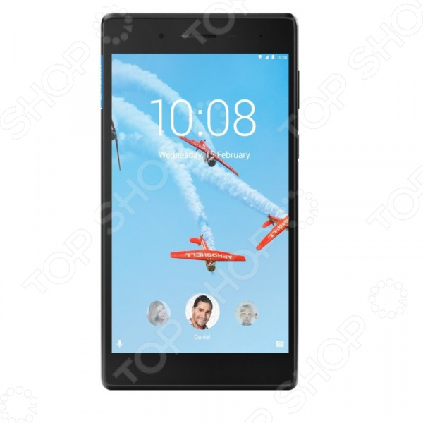 Планшет Lenovo Tab 4 TB-7304F 8Gb планшет lenovo tab 4 tb 7304f za300173ru mediatek mt8167d 1 3 ghz 1024mb 8gb gps wi fi bluetooth cam 7 0 1024x600 android