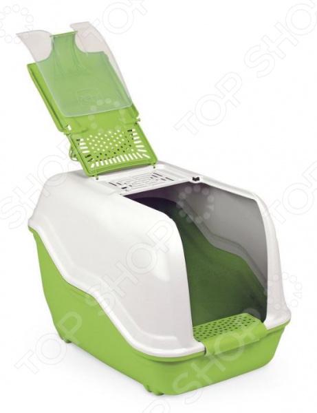 Био-туалет для кошек MPS с совком Netta