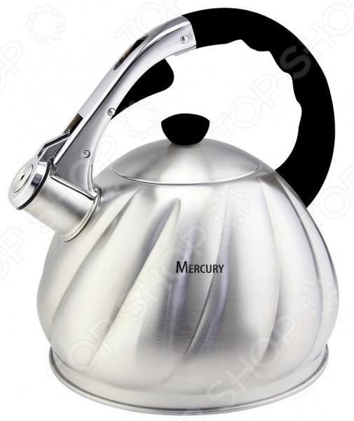 Чайник со свистком Mercury MC-6591