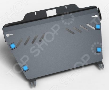 Комплект: защита картера и крепеж Novline-Autofamily Subaru Impreza 2008: 1,5/2,0/2,5 бензин МКПП/АКПП - фото 5