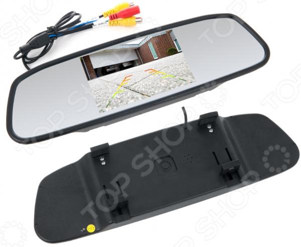 цена на Зеркало заднего вида с монитором SWAT VDR-2U