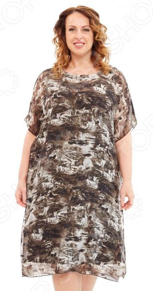 Платье Элеганс «Прекрасная богиня». Цвет: черный