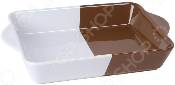 Форма для выпечки керамическая прямоугольная Pomi d'Oro набор посуды для готовки pomi d oro terracotta conveniente set