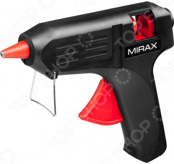 Пистолет клеевой Mirax 06805