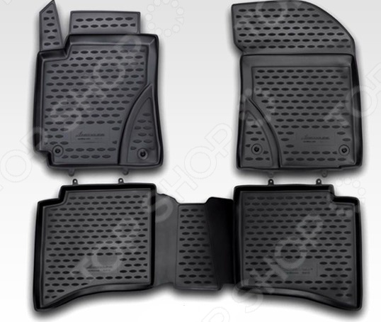 Комплект ковриков в салон автомобиля Novline-Autofamily Geely MK Cross 2012 geely mk mk2 cross hatchback car light controller