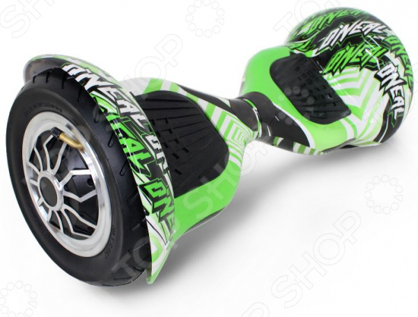 Zakazat.ru: Гироскутер Hoverbot C-1 Light green multicolor