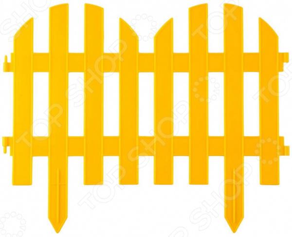 Забор декоративный PALISAD «Романтика»