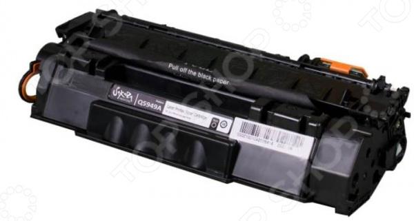Картридж Sakura Q5949A для HP для HP P2014/P2015/M2727 hp дуплекс в сборе lj p2015 m2727 rm1 4258