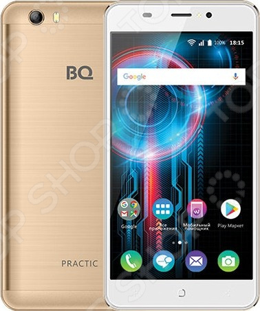 Смартфон BQ 5525 Practic смартфон bq mobile bq 5525 practic black