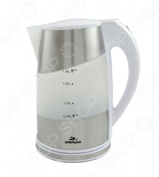 Чайник Добрыня DO-1206 цены