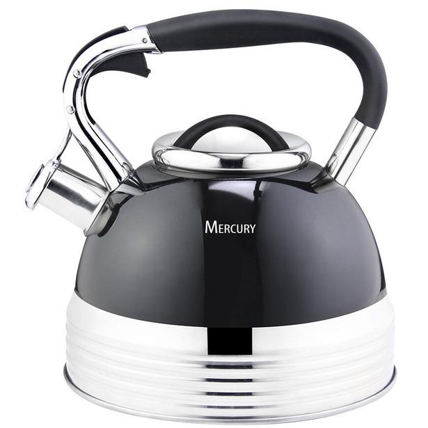 фото Чайник со свистком Mercury MC-6580
