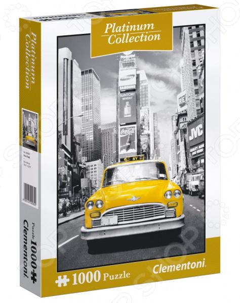 Пазл 1000 элементов Clementoni «Нью-Йорк» пазл clementoni trittico 3х500 эл легенды нью йорка 39305
