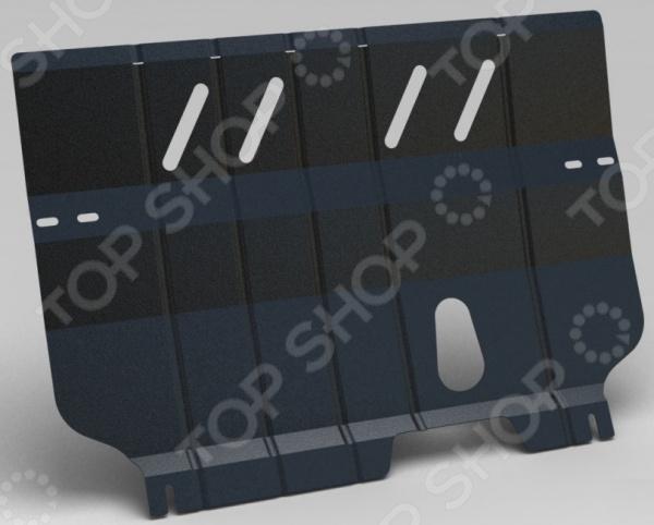 Комплект: защита картера и крепеж EKO для Volkswagen Polo / Skoda Rapid, Roomster, Fabia - 2010 установочный комплект thule 1333