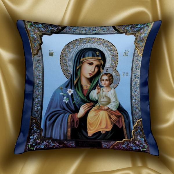 Подушка «Святые лики»