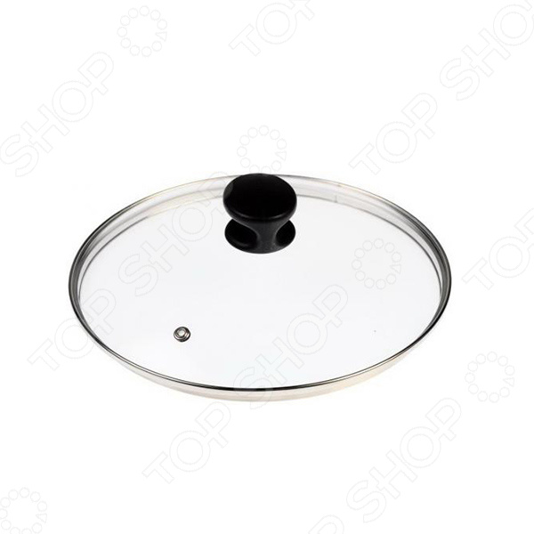 Крышка стеклянная Tefal 104090130 крышки satoshi крышка стеклянная 16см ручка