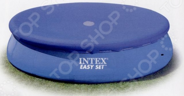 Тент для бассейна Intex Easy Set тент для бассейна intex круглый