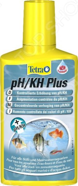 Средство для повышения уровня рН и кН Tetra PH/KH Plus