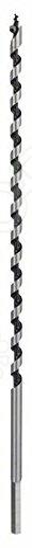 Сверло по дереву Bosch винтовое, шестигранник  сверло по дереву винтовое 28х460 мм hammer flex стандарт