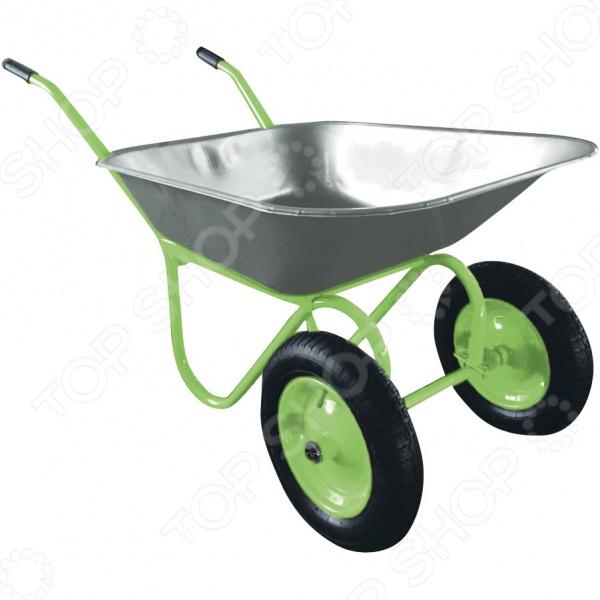 купить Тачка садовая СИБРТЕХ 68962 недорого