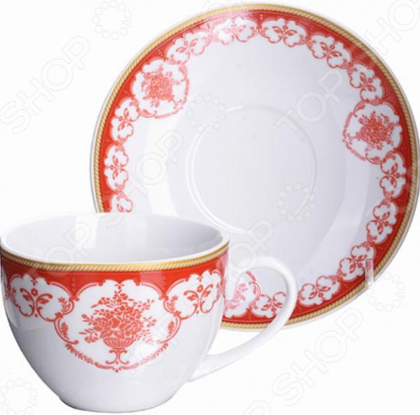 Чайная пара Loraine LR-28651