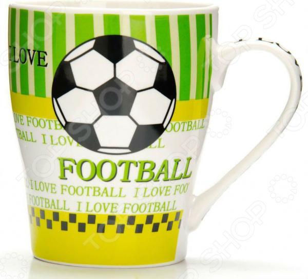 Кружка Loraine «Футбол» 26656-3