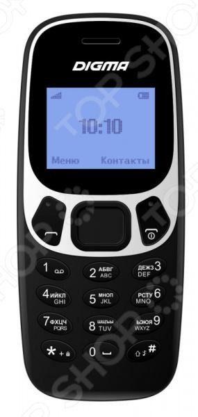 Мобильный телефон Digma Linx A105N 2G телефон dect gigaset l410 устройство громкой связи