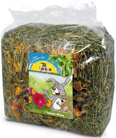 Сено луговое для домашних животных JR Farm Sommer Wiese