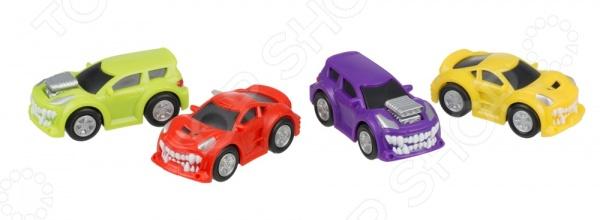Набор машинок игрушечных HTI «Зомби»